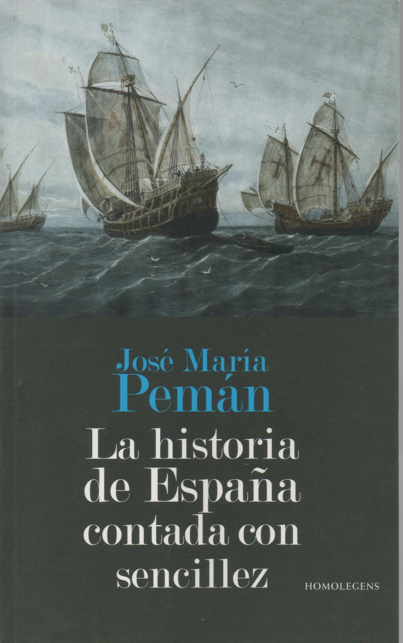 LA HISTORIA DE ESPAÑA CONTADA CON SENCILLEZ: Amazon.es: Libros