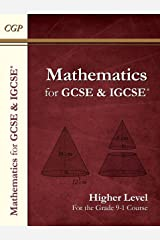 New Maths for GCSE and IGCSE® Textbook, Higher (for the Grade 9-1 Course) (CGP GCSE Maths 9-1 Revision) Kindle Edition