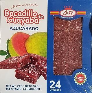 BOCADILLO DE GUAYABA AZUCARADO 16 OZ