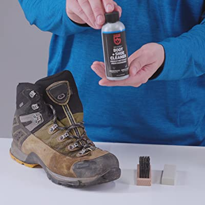 A Nubuck Cleaning Kit
