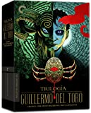 Trilogía de Guillermo del Toro (Cronos / The Devil's Backbone / Pan's Labyrinth) (The Criterion Collection)