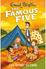Five Go Off To Camp: Book 7 (Famous Five series) Kindle Edition