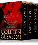 The Draculia Vampire Trilogy: Three Complete Novels of Vampire Romance