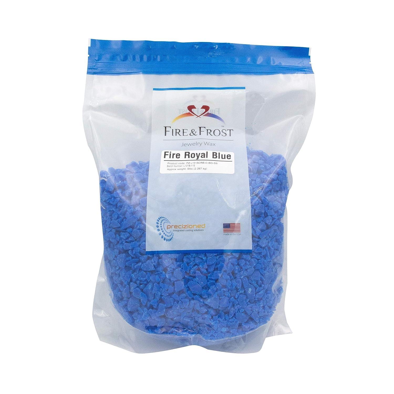 Fire Royal Blue, Jewelry Injection 5lb Precizioned