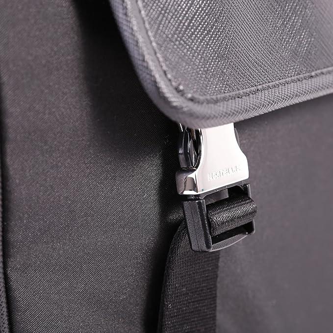 Montblanc - Mochila casual Hombre, color Negro, talla Marke Größe UNI: Amazon.es: Ropa y accesorios