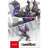 Nintendo Iberica - Figurina Amiibo Wolf