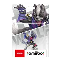 Amiibo - Wolf Super Smash Bros. Collection