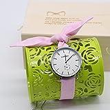 Fashion Fresh Cloth Cotton Flower Watch Band