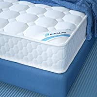 HomyLink Double Mattress Pocket Sprung 3D Breathable Sound Proofing Foam Mattresses