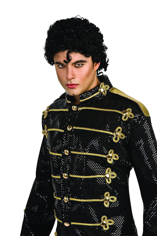 sc 1 st  Amazon.com & Amazon.com: Michael Jackson Curly Thriller Wig: Toys u0026 Games