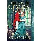 Earl of Excess (The Rakes of Mayhem Book 1)
