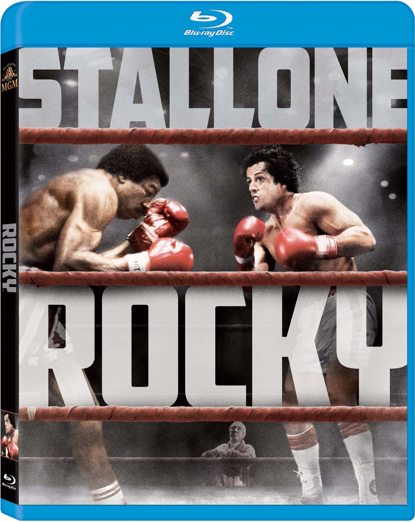 Blu-ray : Rocky (Blu-ray)