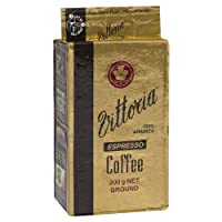 Vittoria Coffee Espresso Beans, 200 Grams