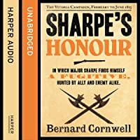 Sharpe's Honour: The Vitoria Campaign, February to June 1813: The Sharpe Series, Book 16