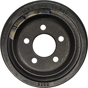 Amazon Com Centric Parts 123 63020 Brake Drum Automotive