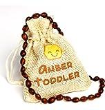 Amazon Com Baltic Amber Baby Teething Necklace W