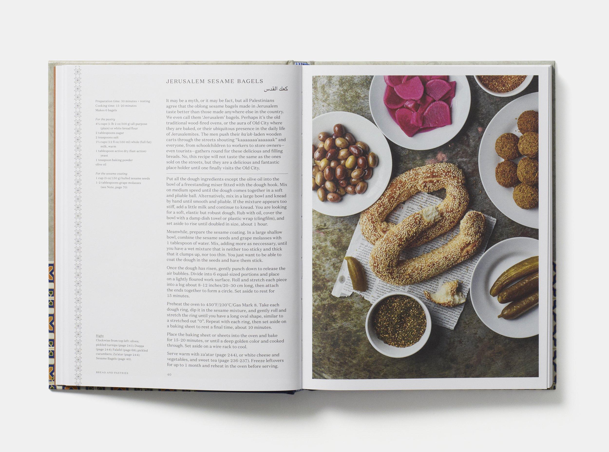 The Palestinian Table: Reem Kassis: 9780714874968: Amazon.com: Books