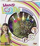 Splash Toys - 30490 - Kit De Loisirs Créatifs - Weavy Loops - Porte Clés