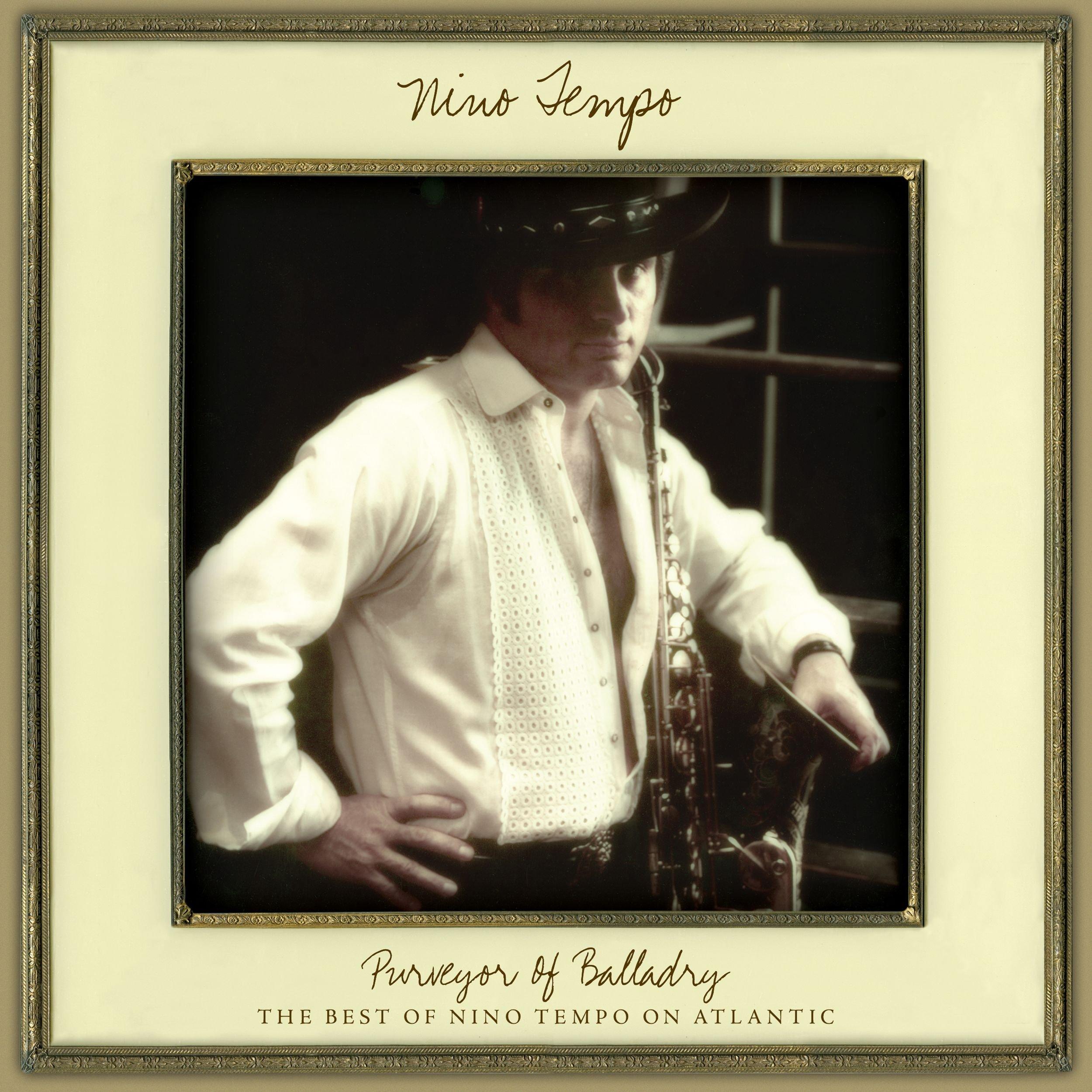 CD : Nino Tempo - Purveyor Of Balladry: Best Of Nino Tempo Atlantic (CD)