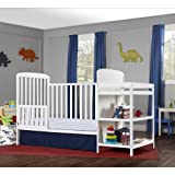 Dream On Me, Anna 4 in 1 Full Size Crib and