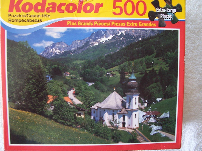 Kodak Kodakcolor 500 Piece Puzzle - Maria Gern, Germany: Amazon.es: Juguetes y juegos