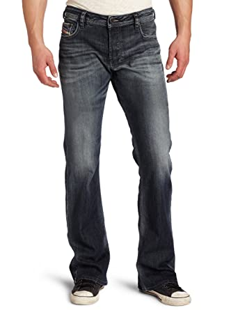 Amazon.com: Diesel Men&39s Zathan 0885K Regular Bootcut Jean: Clothing