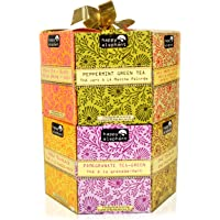 Happy Elephant Tea Gift Box for Different Occasions & Moods of The Day (96 Tea Bag)