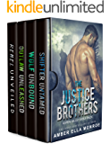 The Justice Brothers ~ A Bad Boy Shifter Paranormal Romance Book Bundle