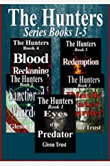 The Hunters Series: Volumes 1-5 Kindle Edition