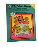 File Folder Games Reading and Math