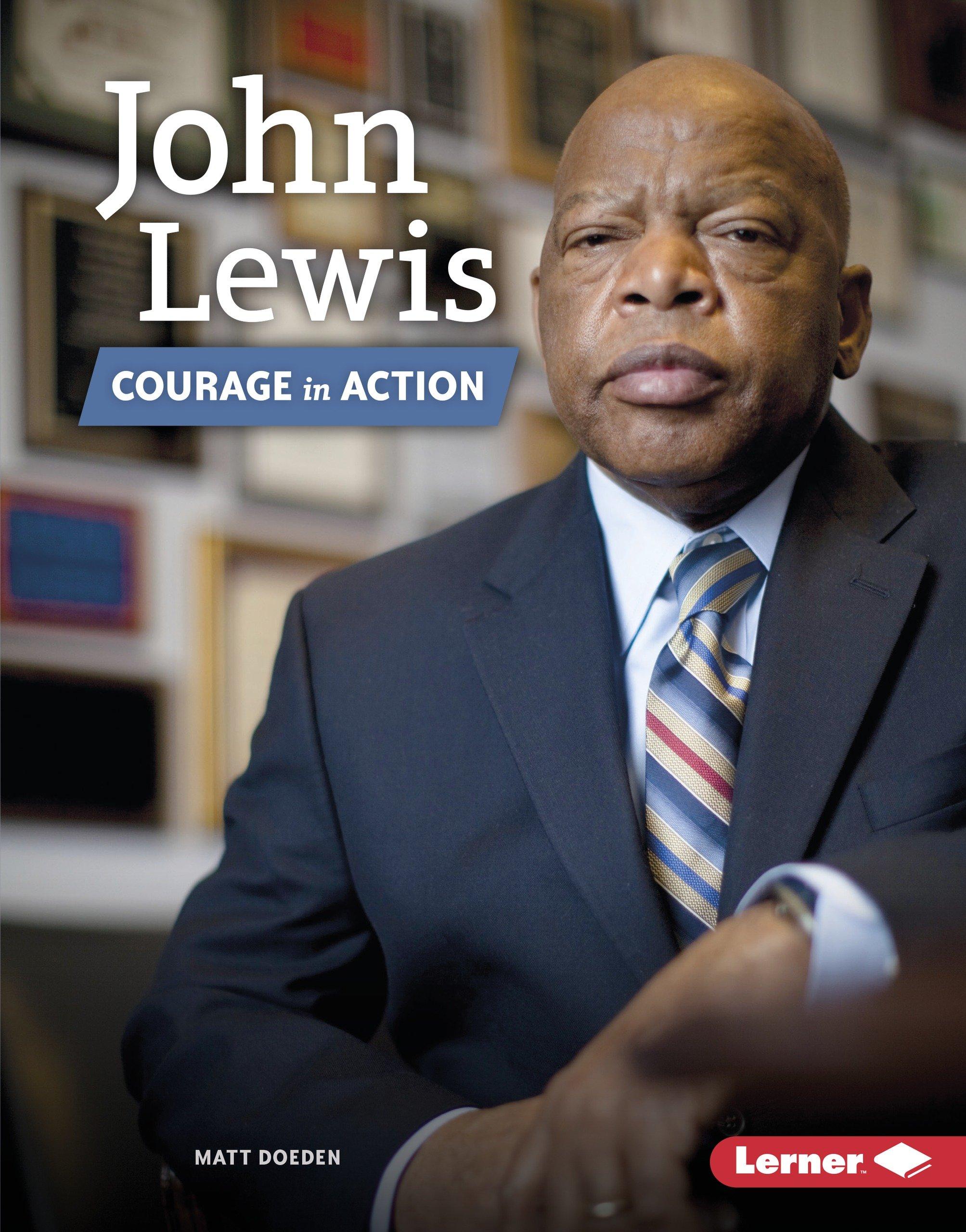 John Lewis: Courage in Action (Gateway Biographies) PDF