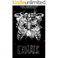 Exhale: An MM Shifter Romance (Flesh and Bone Book 1) book cover