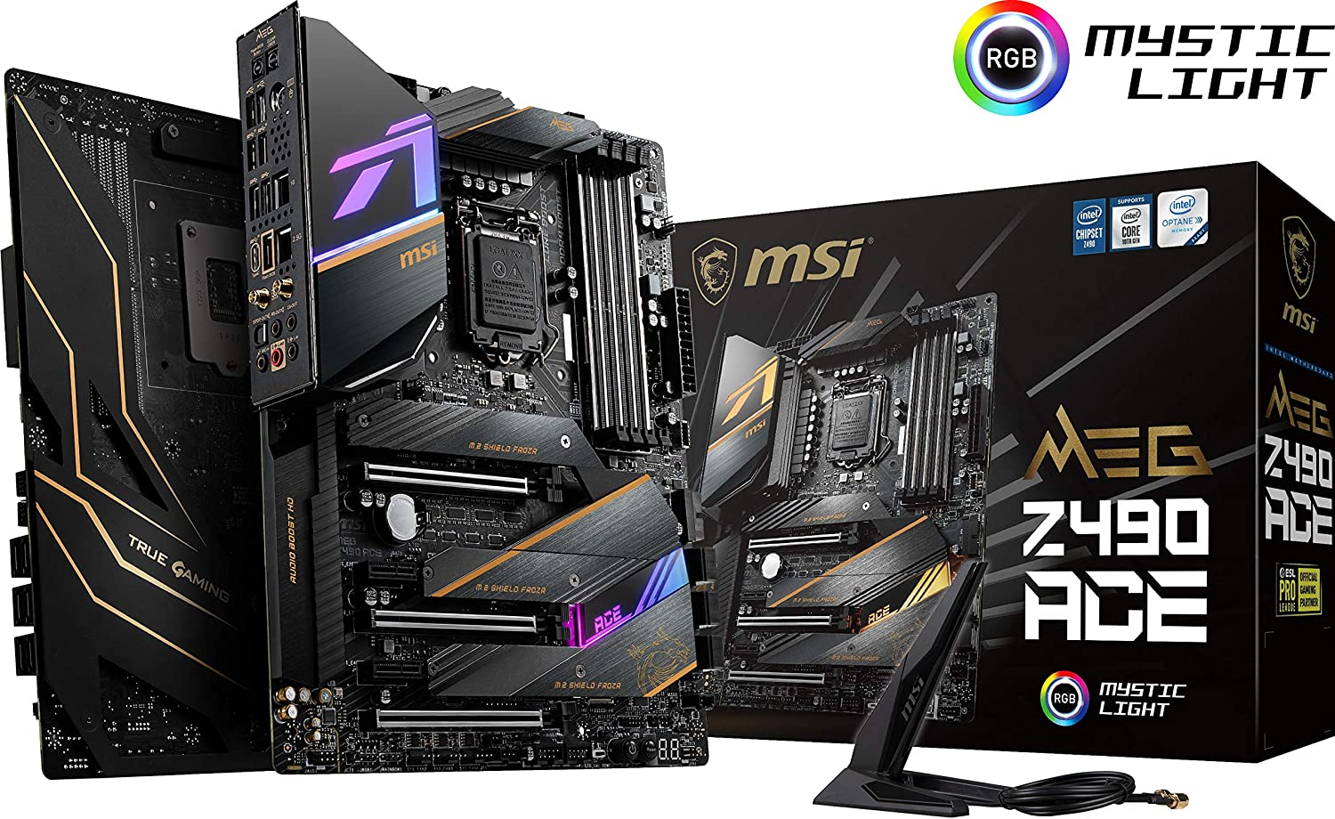 MSI MEG Z490 ACE Gaming Motherboard