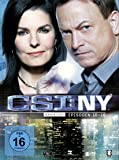 CSI: NY - Season 8.2 [3 DVDs]