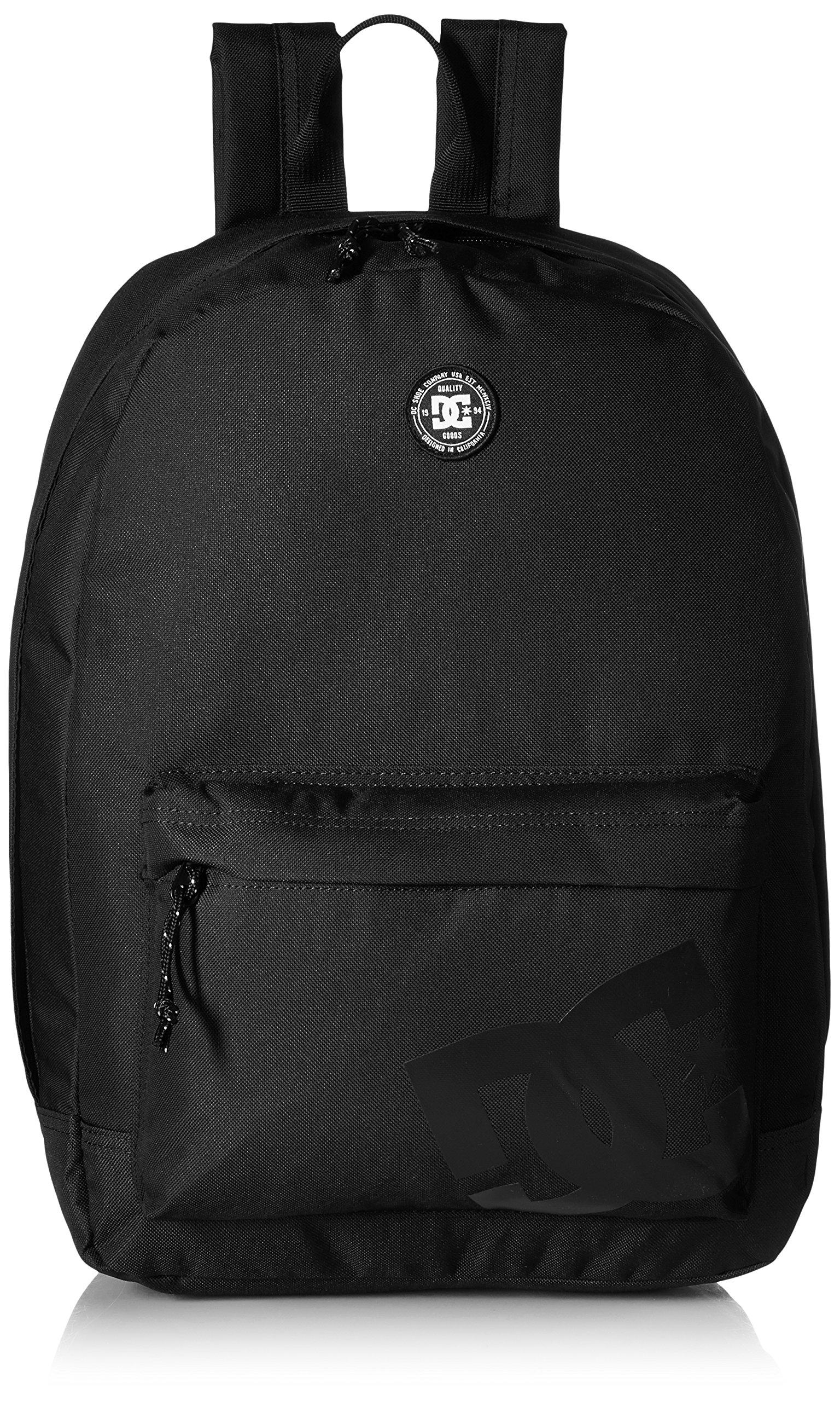 DC Men's BACKSTACK Backpack, black, 1SZ