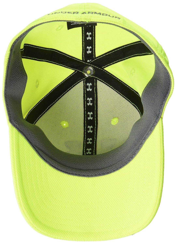 15b9ac39 ... sale under armour boys baby boys boys baseball hat hi gh vis yellow 1  479c9 efe62
