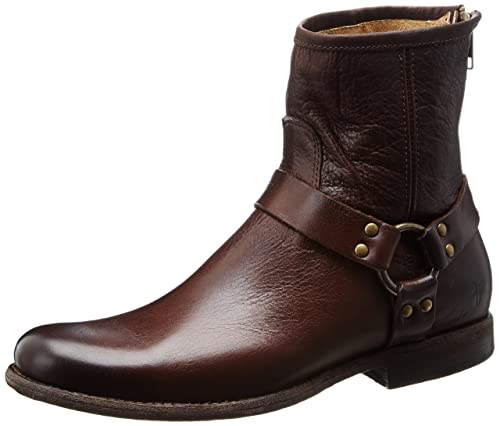 91LOrvlZGiL._UX500_ amazon com frye women's phillip harness ankle boot ankle & bootie