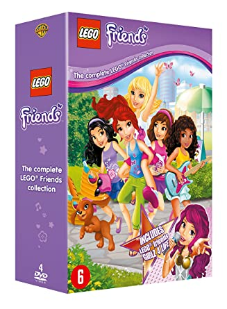 The Complete Lego Friends Collection Season 1 2 Girlz 4 Life