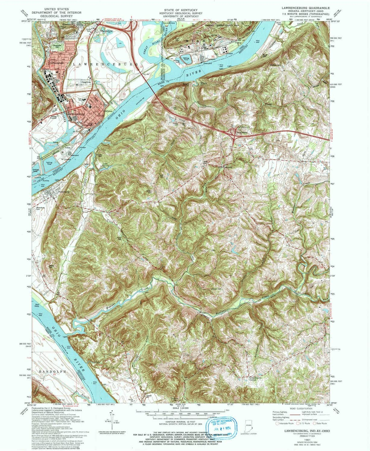 Historical 27.3 x 22 in Updated 2004 2003 YellowMaps Mc Farland TN topo map 1:24000 Scale 7.5 X 7.5 Minute