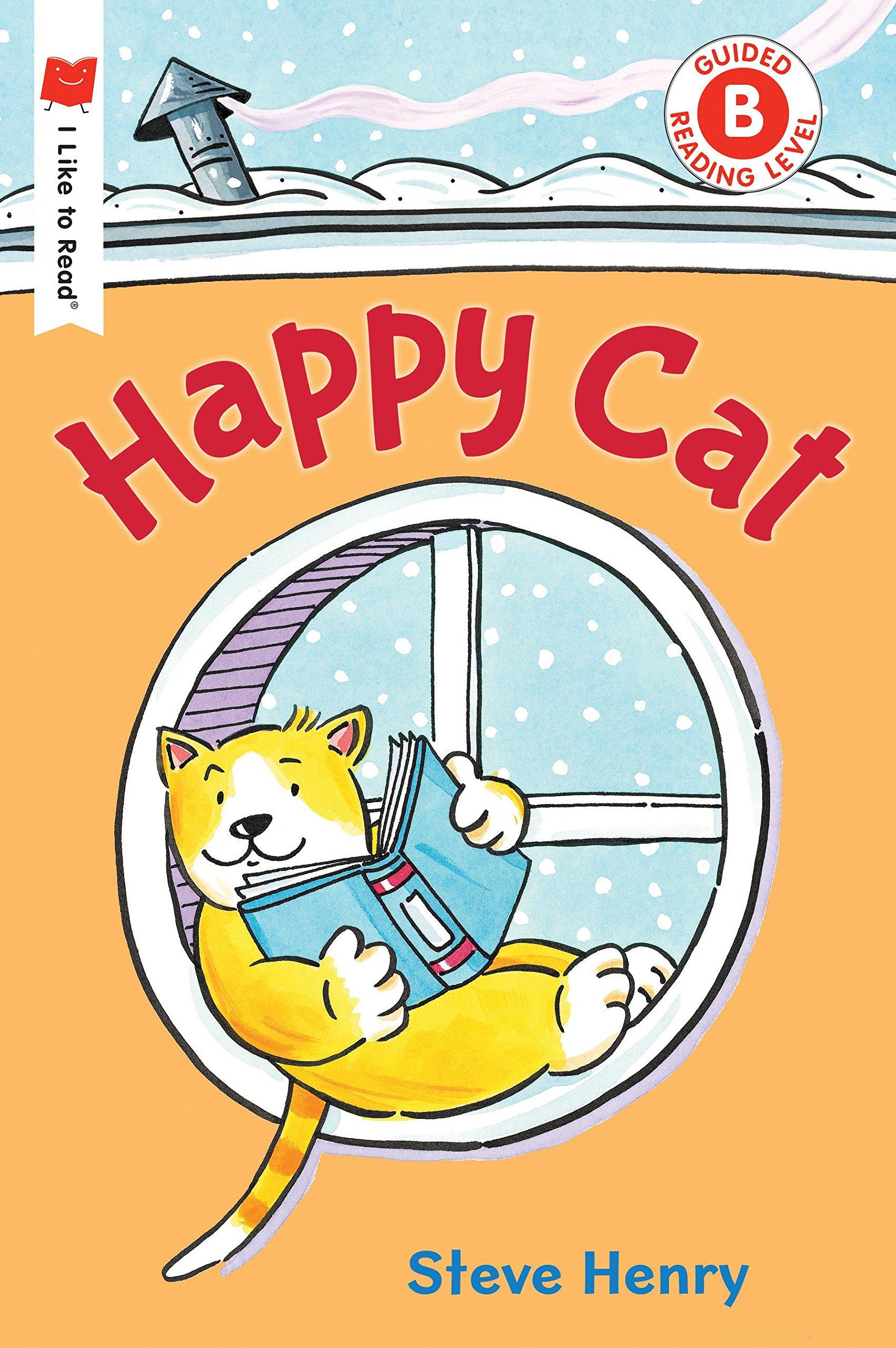 Happy Cat (I Like to Read) ebook