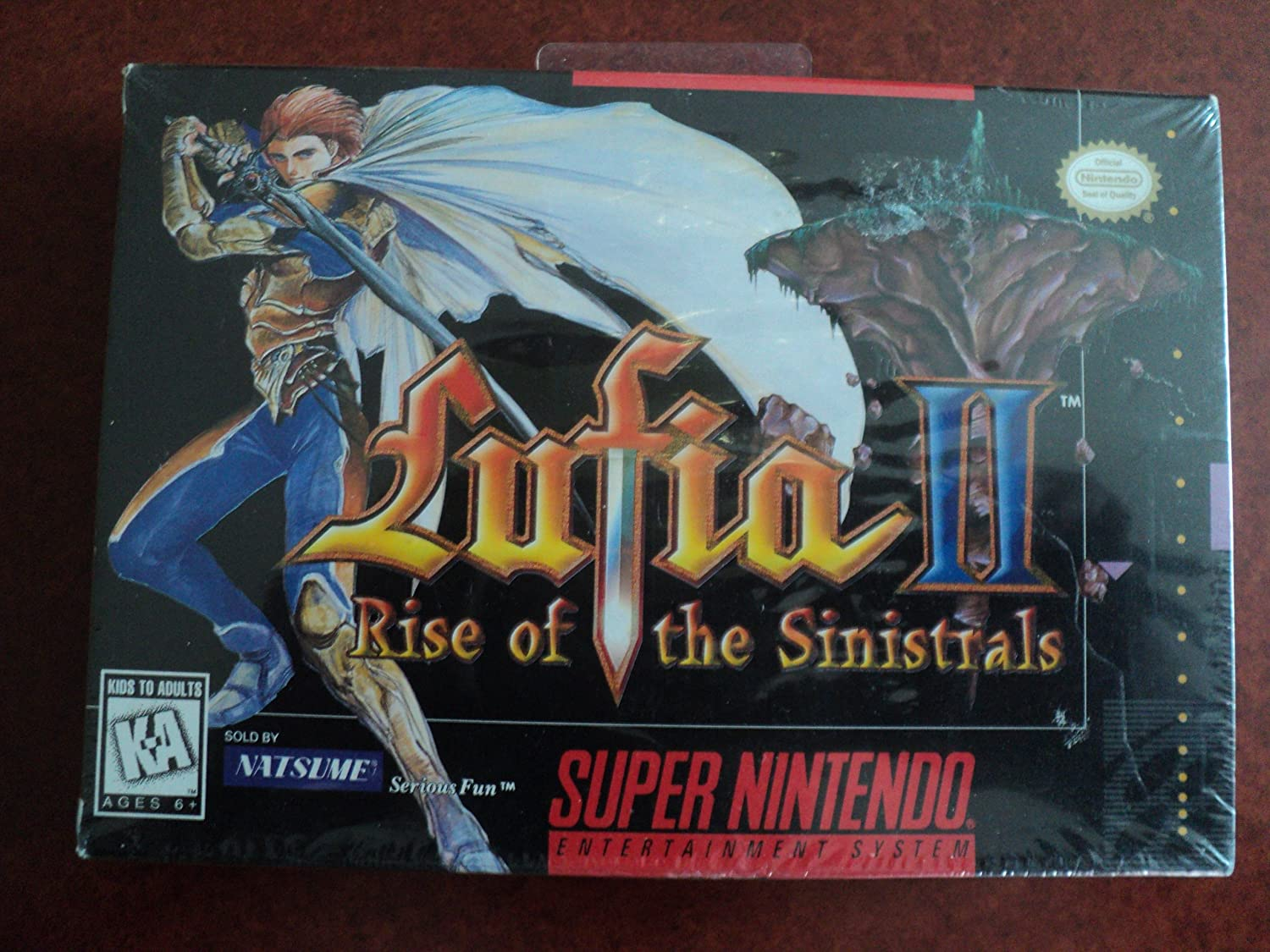 Amazon com: Lufia II: Rise of the Sinistrals: Video Games