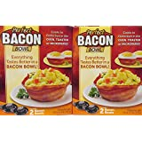 Perfect Bacon Bowl Bowls 2 / Pack
