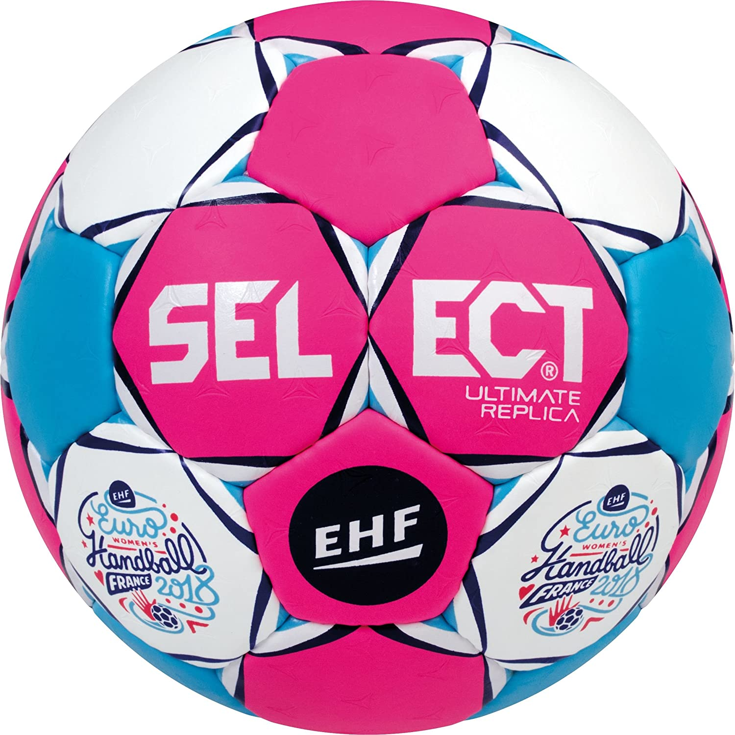 TALLA 1. Select Ultimate Replica EC France 2018 de Balonmano