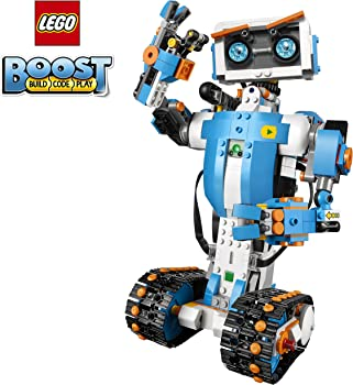 LEGO Boost Creative Toolbox Building & Coding Kit (847 Pieces)