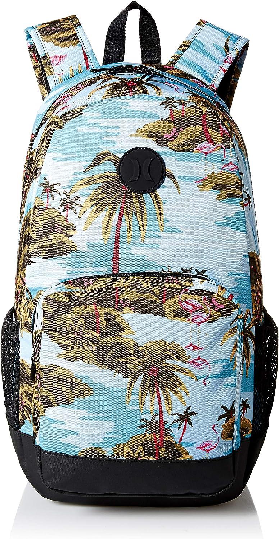 Hurley Men's Renegade Printed Laptop Backpack