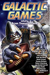 Galactic Games Kindle Edition