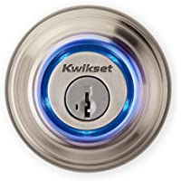 Kwikset Kevo 2nd Gen Touch-to-Open Bluetooth Smart Lock (Satin Nickel or Venetian Bronze)