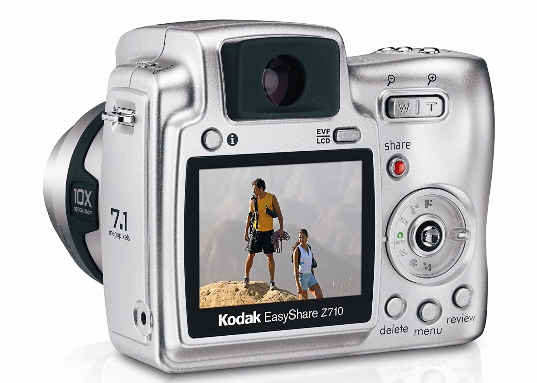 Инструкция фотоаппарата kodak z710