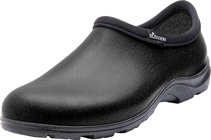 Sloggers Men's Waterproof Shoe with Comfort Insole