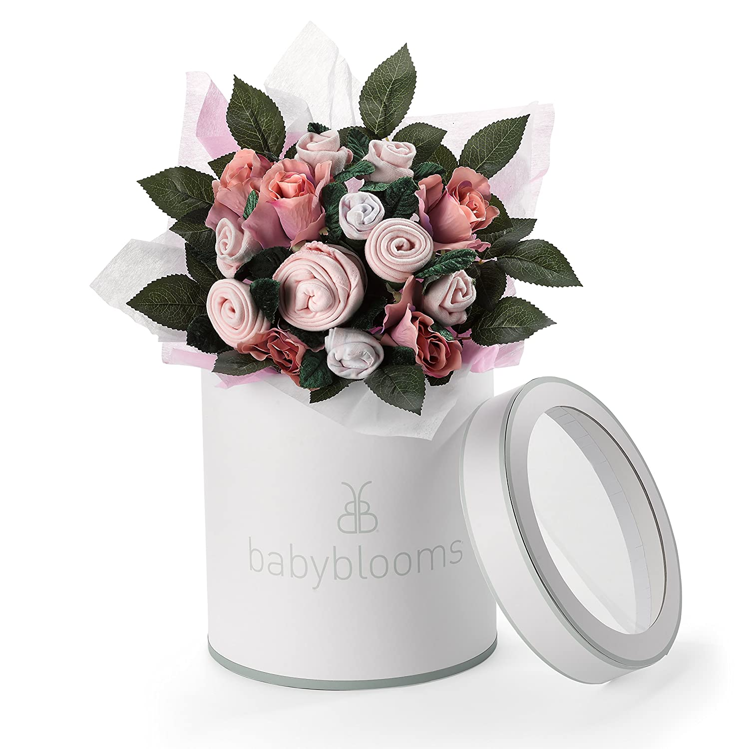 Main Tied Bouquet P Babyblooms BQM20001